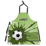 Soccer Apron Without Pockets w/ Name or Text