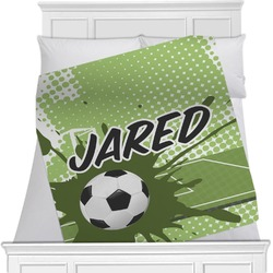Soccer Blanket (Personalized)