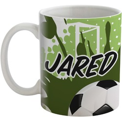 Soccer Coffee Mug (Personalized)