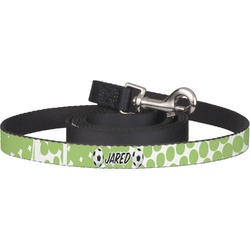 Soccer Pet / Dog Leash (Personalized)