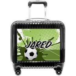 Soccer Pilot / Flight Suitcase (Personalized)