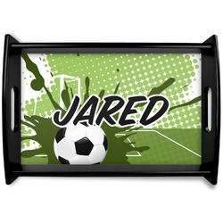 Soccer Wooden Trays (Personalized)