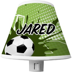 Soccer Shade Night Light (Personalized)