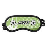 Soccer Sleeping Eye Mask (Personalized)