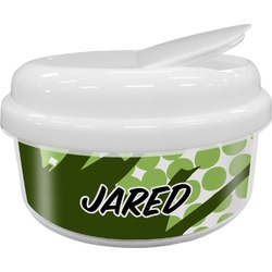 Soccer Snack Container (Personalized)