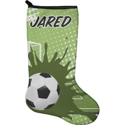 Soccer Christmas Stocking - Neoprene (Personalized)