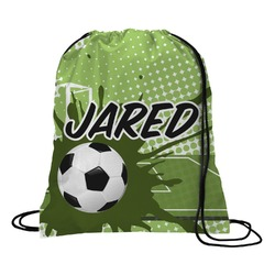 Soccer Drawstring Backpack (Personalized)