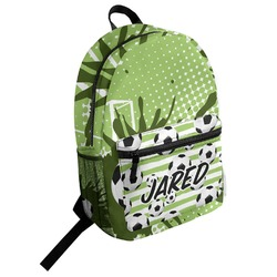 Soccer Student Backpack (Personalized)