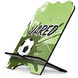 Soccer Stylized Tablet Stand (Personalized)