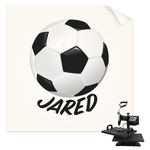 Soccer Sublimation Transfer (Personalized)