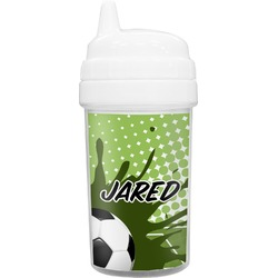 Soccer Sippy Cup (Personalized)