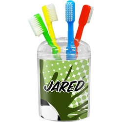 Soccer Toothbrush Holder (Personalized)