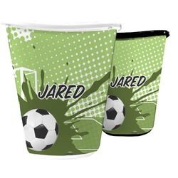 Soccer Waste Basket (Personalized)