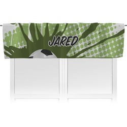 Soccer Valance (Personalized)