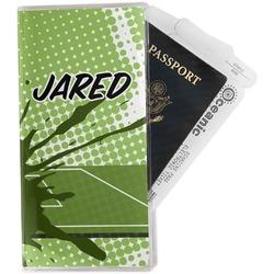 Soccer Travel Document Holder