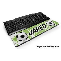 Soccer Keyboard Wrist Rest (Personalized)