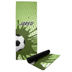 Soccer Yoga Mat (Personalized)