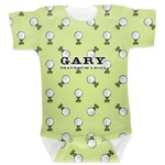 Golf Baby Bodysuit (Personalized)