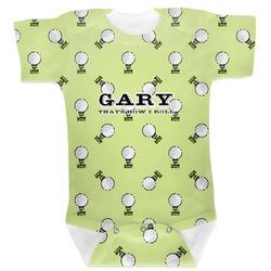 Golf Baby Bodysuit (Personalized)