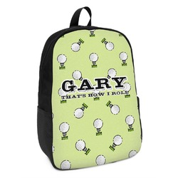 Golf Kids Backpack (Personalized)