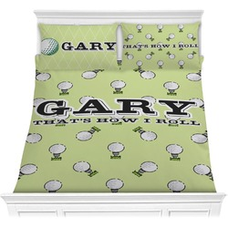 Golf Comforters (Personalized)