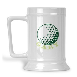 Golf Beer Stein (Personalized)