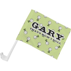 Golf Car Flag (Personalized)