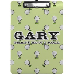 Golf Clipboard (Personalized)