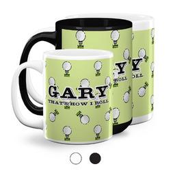 Golf Coffee Mugs (Personalized)