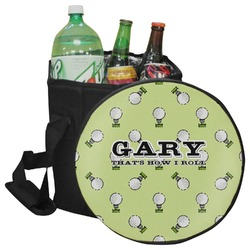 Golf Collapsible Cooler & Seat (Personalized)