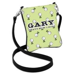 Golf Cross Body Bag - 2 Sizes (Personalized)
