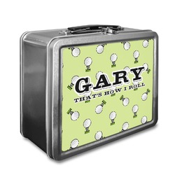 Golf Lunch Box (Personalized)