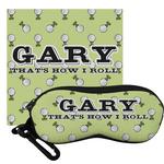Golf Eyeglass Case & Cloth (Personalized)