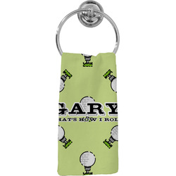 Golf Hand Towel - Full Print (Personalized)