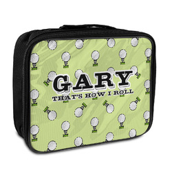 Golf Insulated Lunch Bag (Personalized)