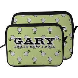 Golf Laptop Sleeve / Case (Personalized)