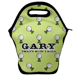 Golf Lunch Bag (Personalized)