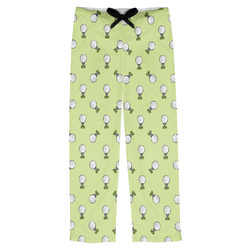 Golf Mens Pajama Pants (Personalized)