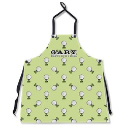 Golf Apron Without Pockets w/ Name or Text