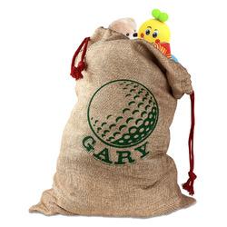 Golf Santa Sack (Personalized)