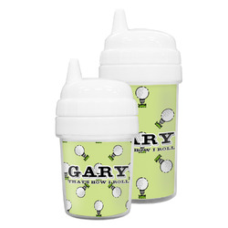 Golf Sippy Cup (Personalized)
