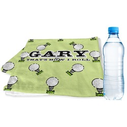 Golf Sports & Fitness Towel (Personalized)