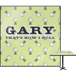Golf Square Table Top (Personalized)