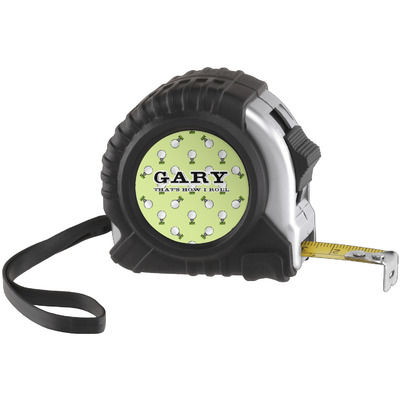 Golf Tape Measure (25 ft) (Personalized)