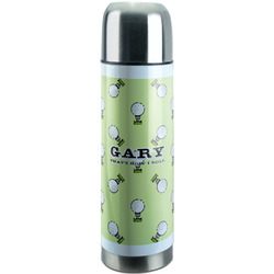 Golf Stainless Steel Thermos (Personalized)