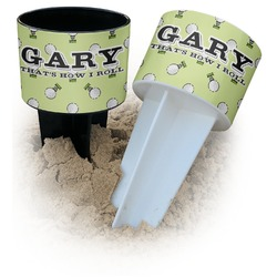 Golf Beach Spiker Drink Holder (Personalized)