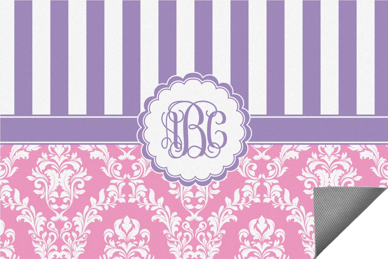 purple damask rug for - photo #31
