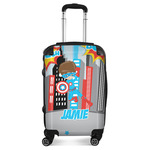 Superhero in the City Suitcase (Personalized)