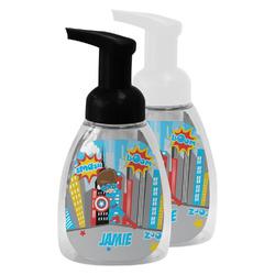 Superhero in the City Foam Soap Bottle (Personalized)