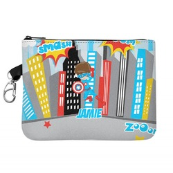 Superhero in the City Golf Accessories Bag (Personalized)